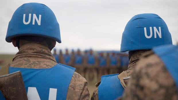 МИД России: ввод миротворцев ООН в Донбасс не обсуждается