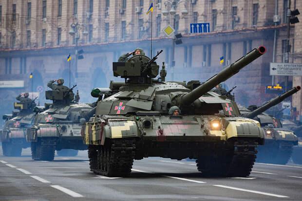 Дефицит исправной техники: на Украине восстановят Т-64БМ2