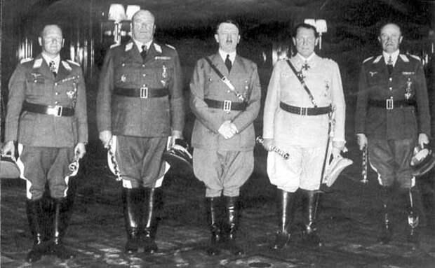 Агент «Вертер»: кто в окружении Гитлера работал на СССР