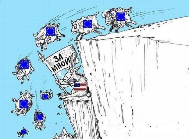 Европа, проигравшая войну и мир