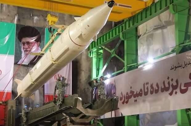 Иранцы выпустили мультфильм о ракетном ударе по базе США