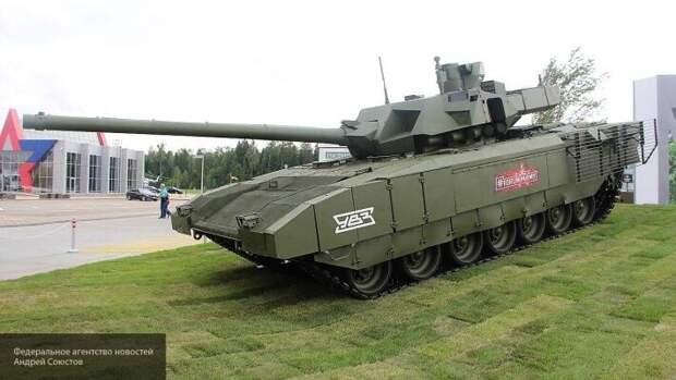Military Watch предсказало, как импортеры выстроятся в очередь за  российской «Арматой»