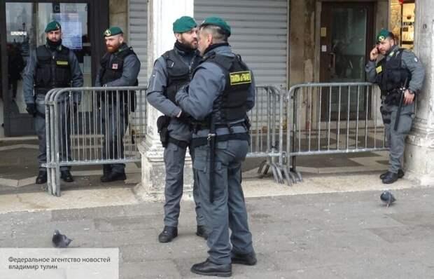 На юге Италии растет недовольство граждан: в городах уже начали грабить супермаркеты