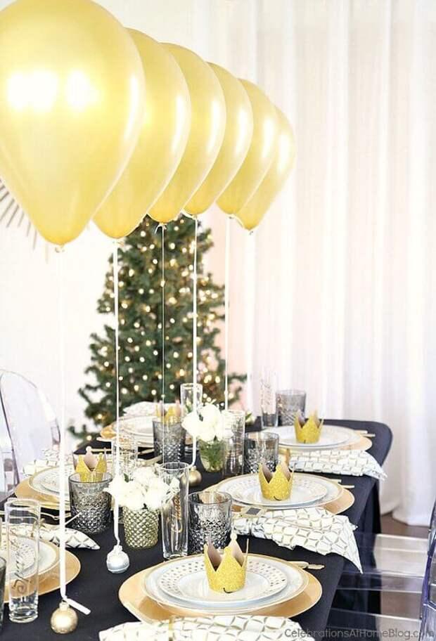 Каким должен быть новогодний стол в год Желтой Собаки