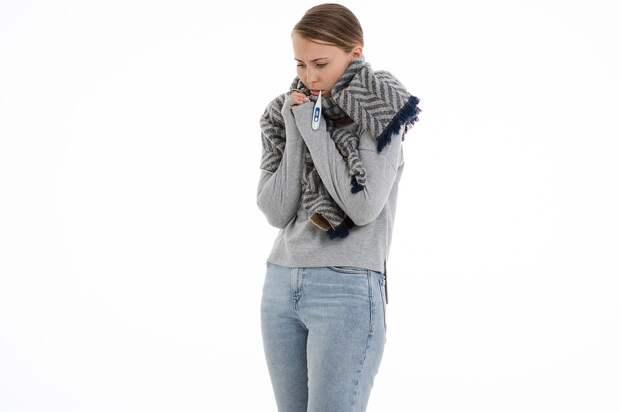 Осложнением гриппа может стать пневмония / Фото: pixabay.com