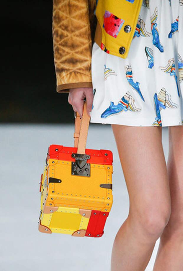 Стильные сумки сезона весна-лето 2019