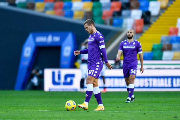 «Фиорентина» разгромила клуб из 4-го итальянского дивизиона, Кокорин забил первый гол за команду
