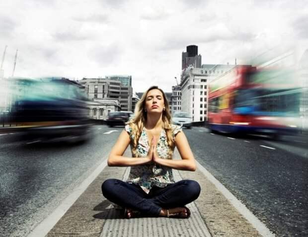 Как помочь себе заняться медитацией, даже если на это нет времени?