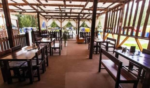 Скоро вТюмени начнут открываться летние кафе