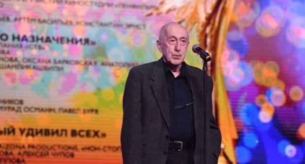 Русофоб? Получи премию! За что получил российскую «Нику» грузинский режиссер Отар Иоселиани