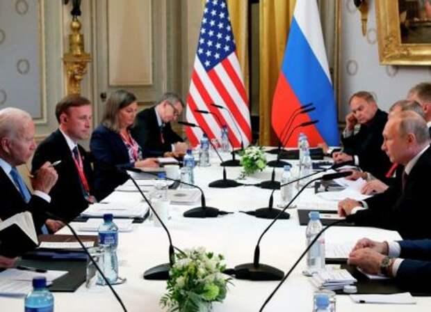 Встреча с Путиным показала, чем Байден лучше Трампа