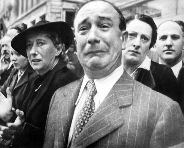 Эвакуация из Дюнкерка и капитуляция Франции