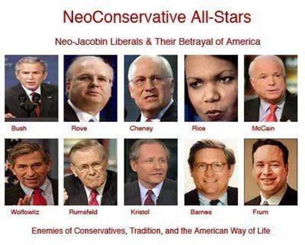 Американские неоконы