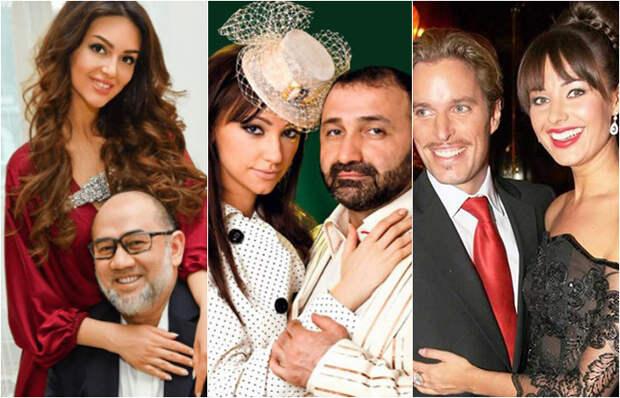 5 российских звёзд, которые вышли замуж за обеспеченных иностранцев, но счастья не нашли