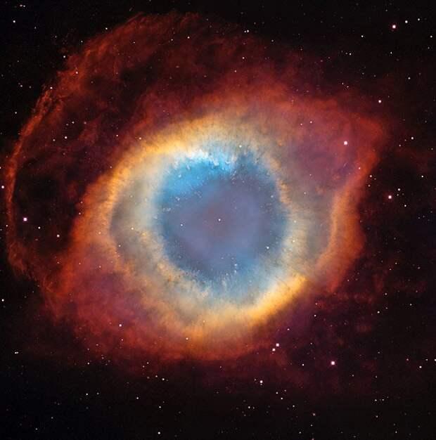 Вселенная - на что она похожа?