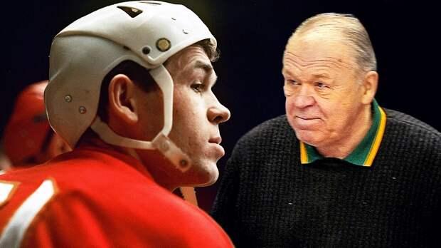 Трагедия советского хоккеиста Викулова. Он стал алкоголиком и бомжом, хотя играл с Харламовым и забивал Канаде