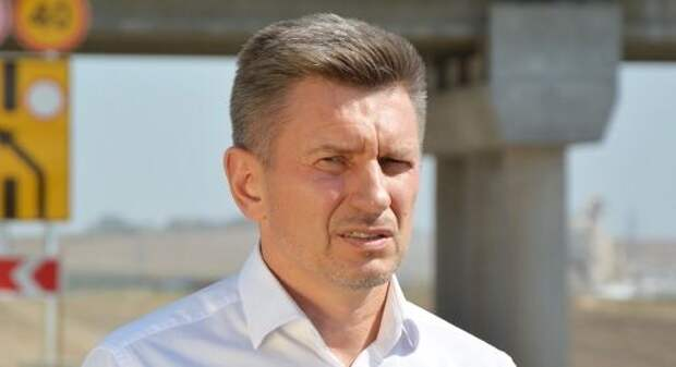 В Крыму новый министр