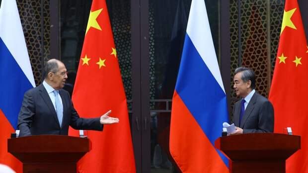 Если Россия и Китай скоординируются, то Запад не сможет дать им отпор