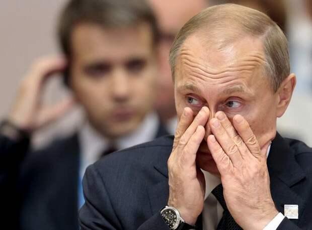 """Путин проведет сегодня """"Прямую линию"""""""