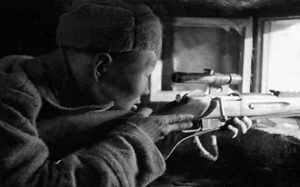 Якутский оленевод Иван Кульбертинов по прозвищу «Сибирская полночь» - один из лучших снайперов ВОВ