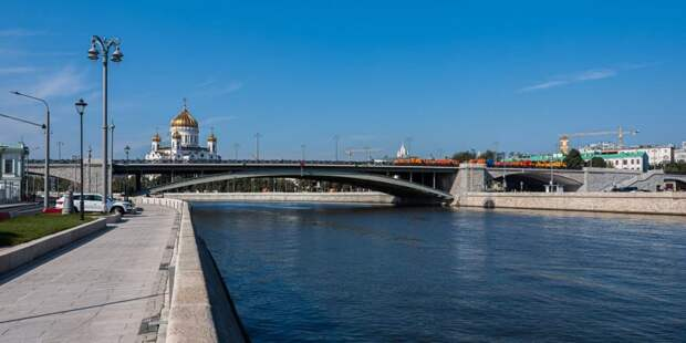 Сергунина: В онлайн-проекте «Узнай Москву» собрано более 160 познавательных маршрутов по столице. Фото: М. Мишин mos.ru