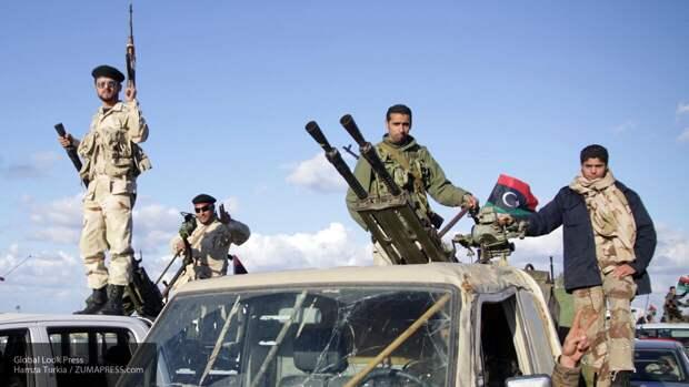 Очередной мирный ливиец погиб от рук бандитов ПНС