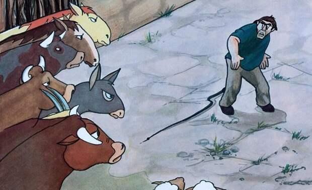 9 необычных мультфильмов для всех возрастов. От экранизаций Оруэлла и Толкина до истории поп-музыки