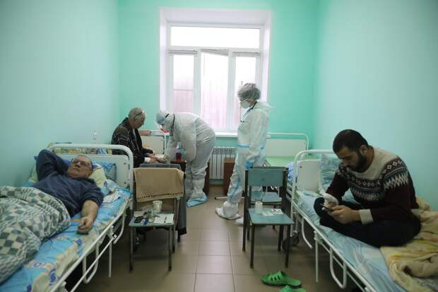 Количество случаев заражения коронавирусом продолжает снижаться в Нижегородской области