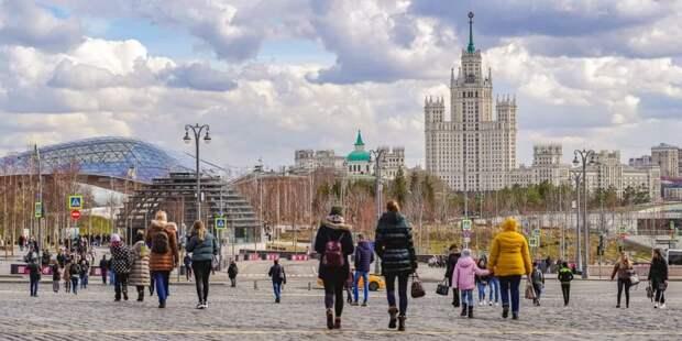 Москва презентует свой туристический потенциал на международной выставке MITT . Фото: Е. Самарин mos.ru