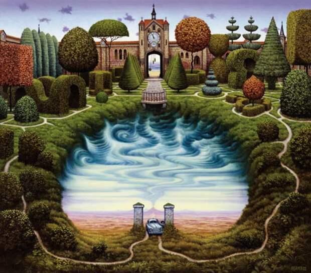 Путешествие в волшебный мир от Яцека Йерка