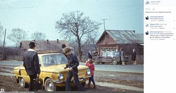 Фото дня: «ушастый» в Машкине