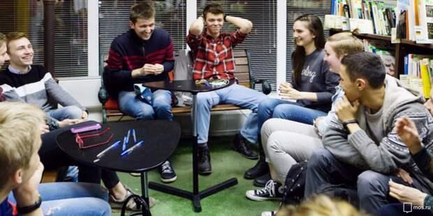 Прокачать извилины можно в игре в квиз на улице Клары Цеткин