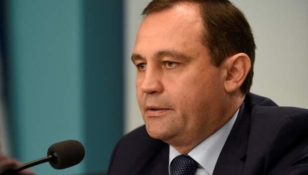 Брынцалов поручил депутатам учитывать наказы жителей области при работе над бюджетом