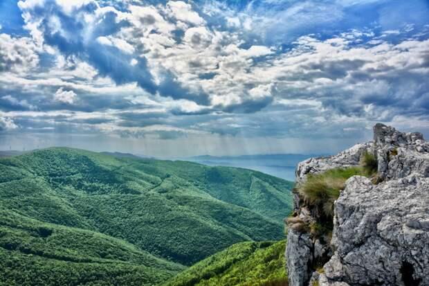 МИР ВОКРУГ. Пейзажи Болгарии