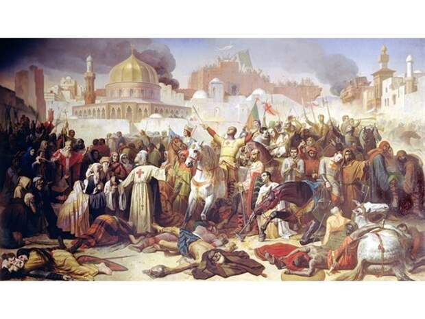 Крестоносец – не значит европеец