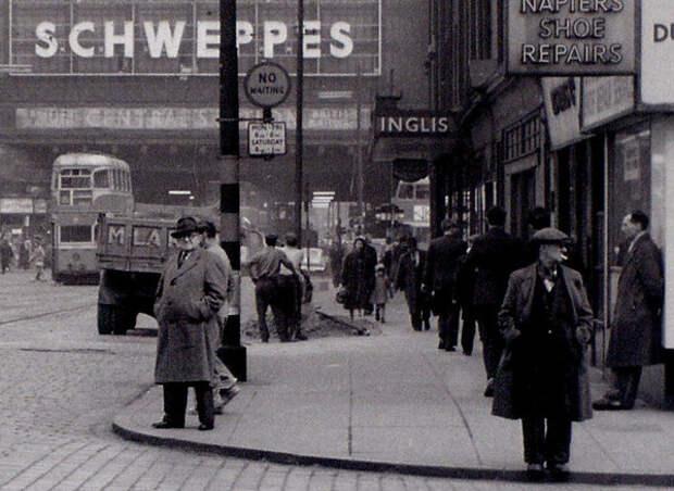 Глазго, 1960-е