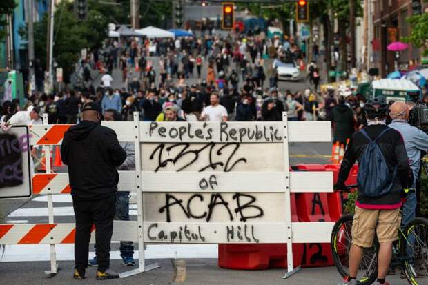 Триколорная Америка: вариант развития событий
