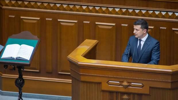 Зеленский констатировал готовность Украины к консультациям по «Северному потоку — 2»