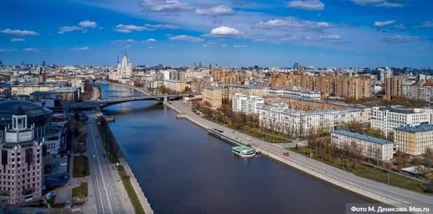 В Мосгордуме выступили за увеличение бюджета на развитие креативных индустрий.Фото: М. Денисов mos.ru