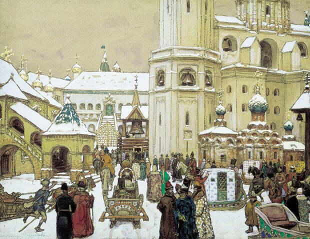 Наемник-француз о русских, которых с некоторых пор ошибочно называют московитами