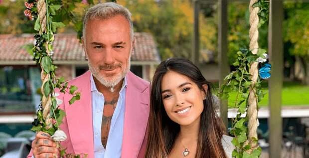 Джанлука Вакки впервые показал фото дочери