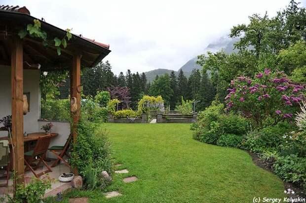 Сад Роберта Хёка