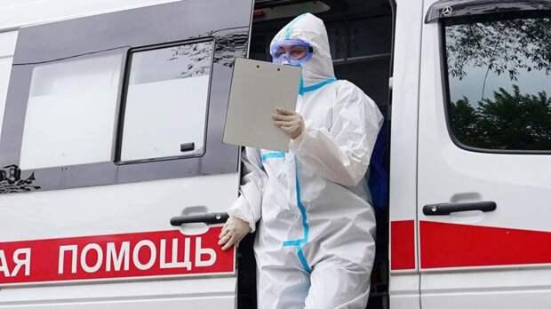 В Москве за сутки выявлено 9056 новых заболевших коронавирусом