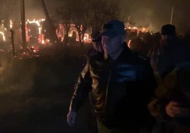 Из-за взрывов на складах боеприпасов под Рязанью пострадали 13 человек