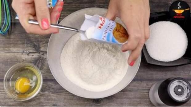 Семья просит готовить почаще. Песочное пирожное как в детстве. Я и не думала, что оно готовится так легко