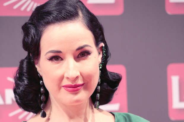 Экс-жена Мэнсона Дита фон Тиз прокомментировала скандал с обвинениями