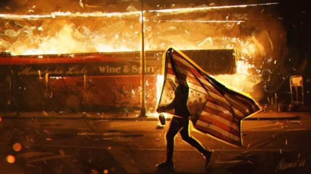 Сегодня США рушатся, как 30 лет назад распадался СССР – Шахназаров