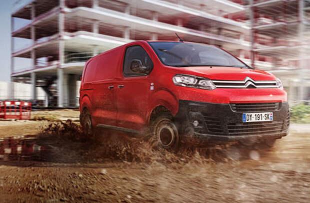 Peugeot Traveller, Expert, Citroen SpaceTourer и Jumpy: теперь все с полным приводом