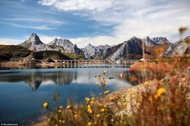 Пикос де Эуропа, Испания европа, красоты, национальные парки, природа