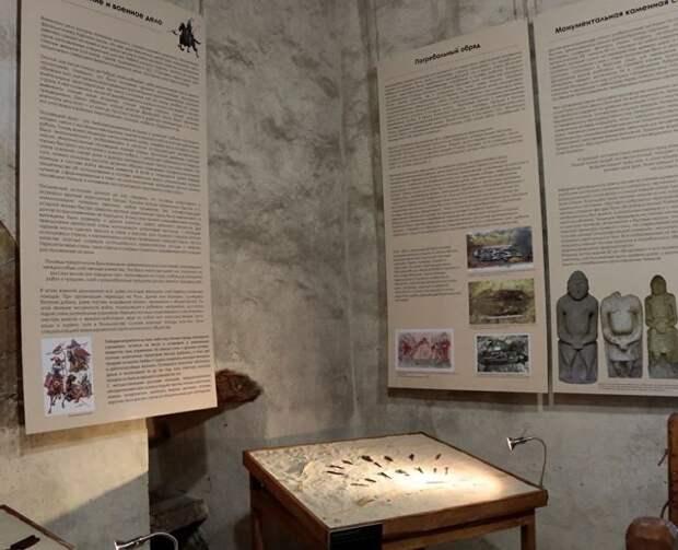 «Воины невидимой империи»: что можно увидеть на новой выставке в Судаке